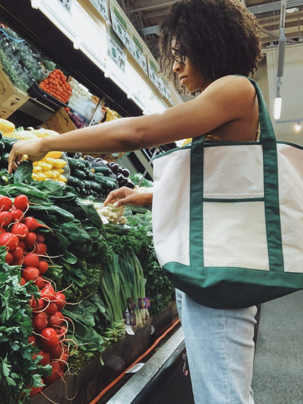 grocery bag sustainable alternatives to single use plastic