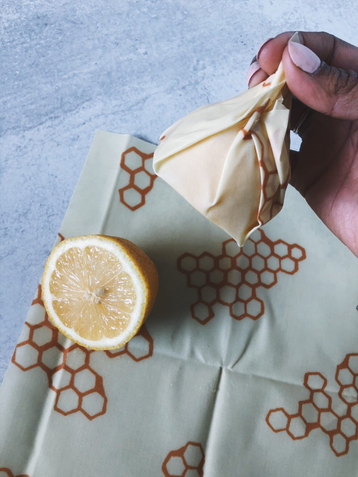 bees wax wrap sustainable alternatives to single use plastic
